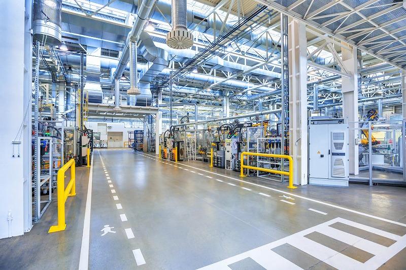 さまざまな工場